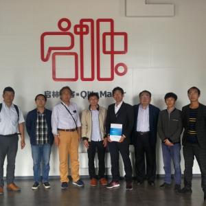 日本Kernel集团代表一行来我公司考察交流